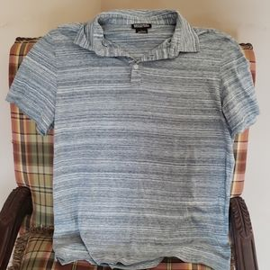 MICHAEL Michael Kors sz L lightweight polo shirt